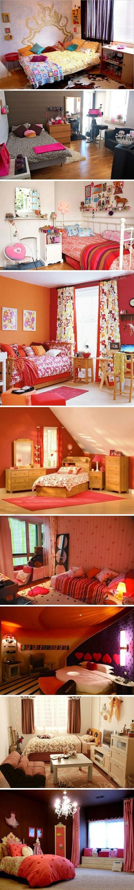 卧室 文艺青年 公主房 温馨图片来自用户2772840321在22款舒适卧室装修 宅家族的窝心体验的分享