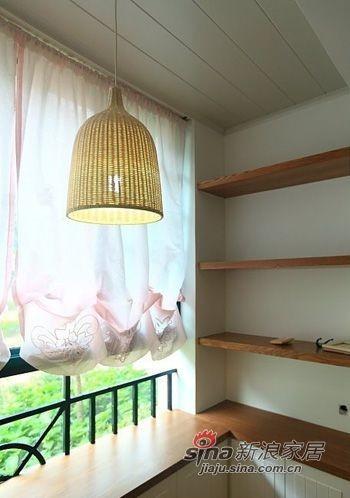 清新日式风格家居受80后追捧