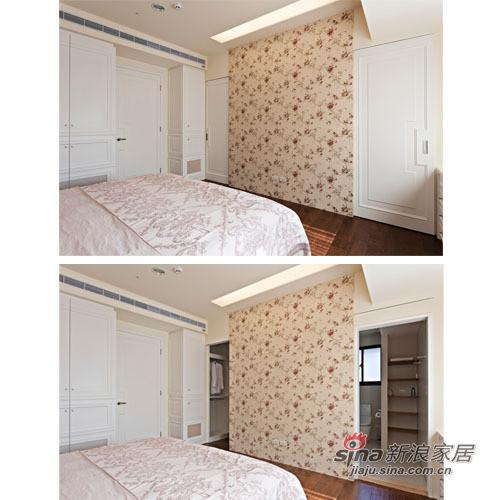 主卧室墙纸