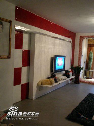 其他 四居 客厅图片来自用户2558757937在罗马假日花园51的分享