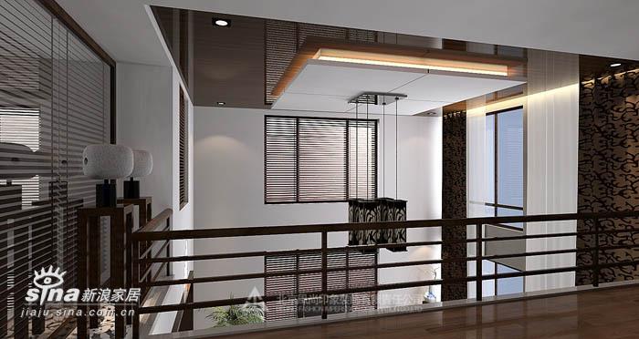 简约 别墅 楼梯图片来自用户2738829145在新古典别墅72的分享