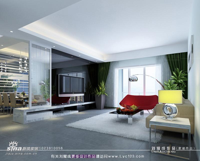 简约 三居 客厅图片来自用户2737782783在黑色诱惑51的分享