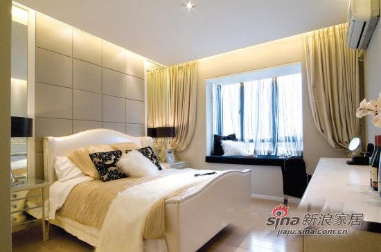 现代 四居 卧室图片来自用户2375967697在122平成功男人爱家4居55的分享