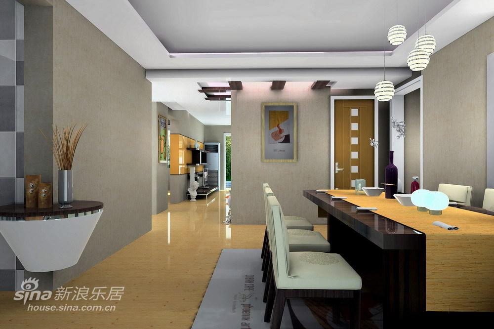 简约 三居 餐厅图片来自用户2558728947在现代简约22的分享