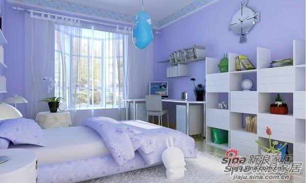 简约 别墅 儿童房图片来自用户2557979841在2012喜迎300平米现代简欧仅花16.9万95的分享
