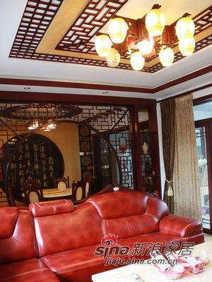 中式奢华别墅