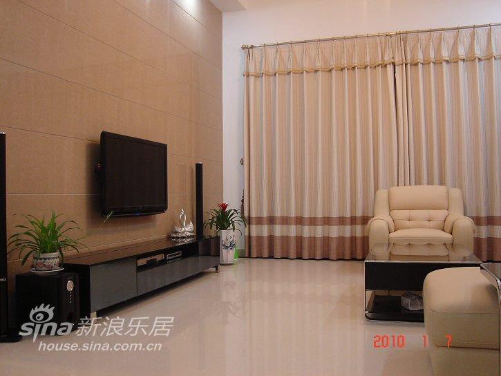 简约 一居 客厅图片来自用户2739378857在新居装好了,贴图回馈新浪的朋友(第一季)59的分享