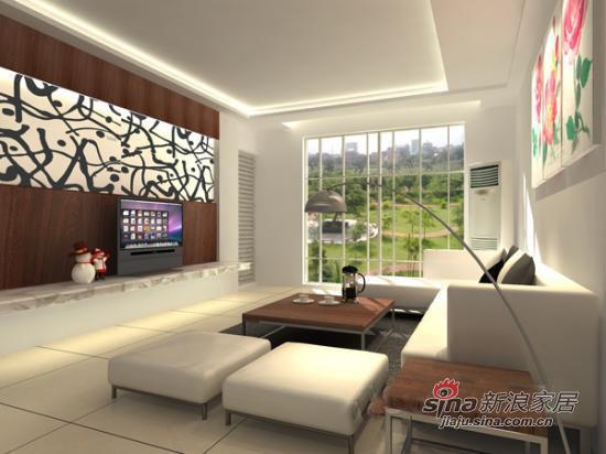 中式 二居 客厅图片来自用户1907658205在华丽精美中式古典风格41的分享