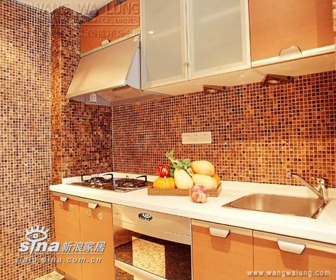 其他 二居 厨房图片来自用户2558746857在红顶国际样板45的分享