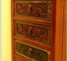 旧画板做的柜子