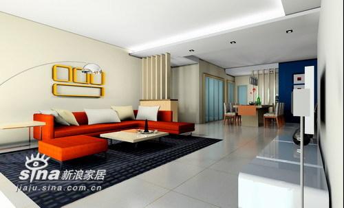 简约 三居 客厅图片来自用户2737786973在九重天13栋3楼80的分享