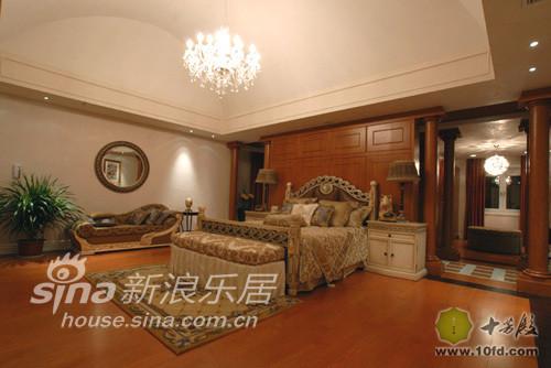 卧室新古典