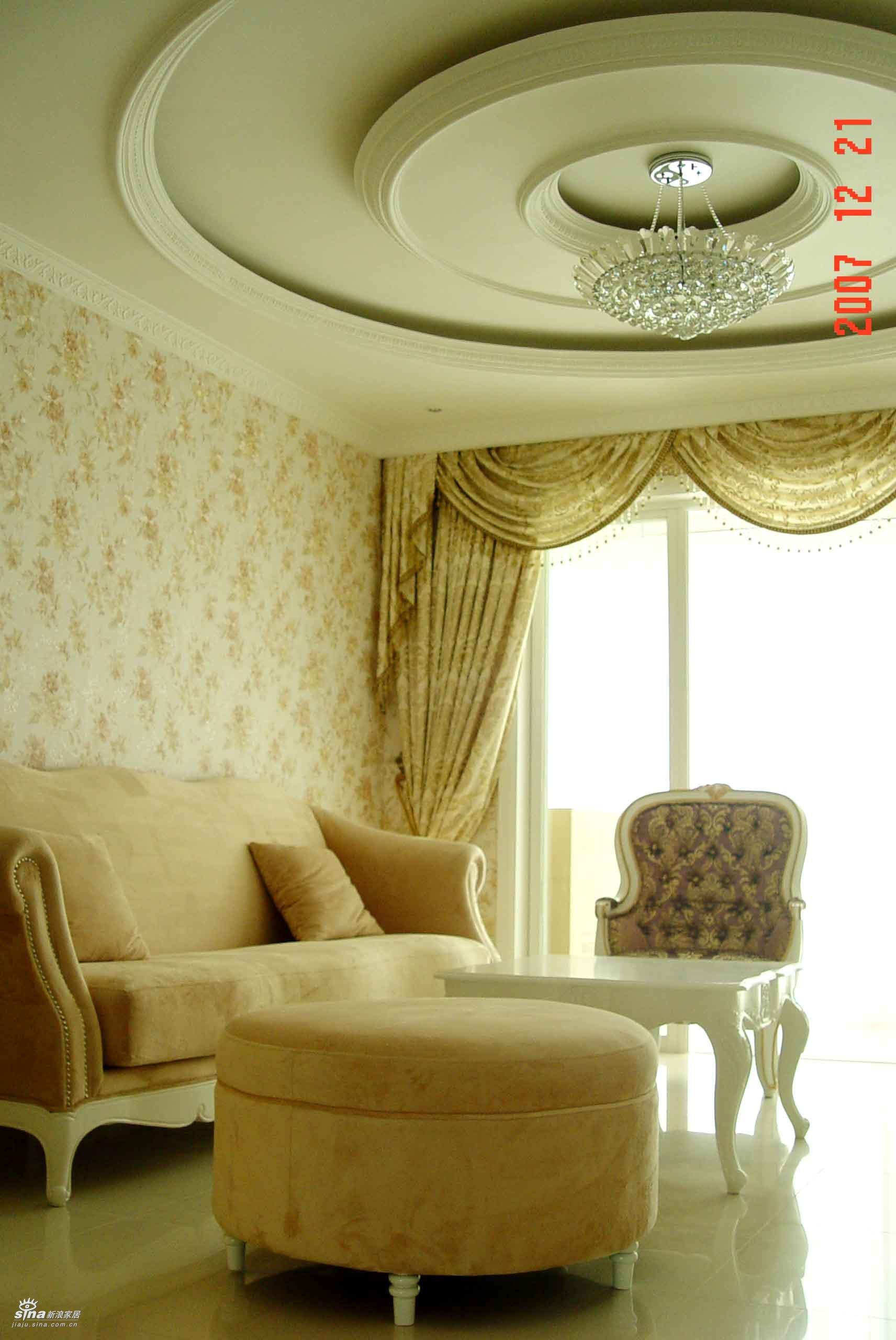 欧式 三居 客厅图片来自用户2757317061在珠江绿洲37的分享