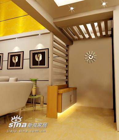其他 其他 玄关图片来自用户2557963305在玄关精巧设计 房子里第一道美丽风景线160的分享