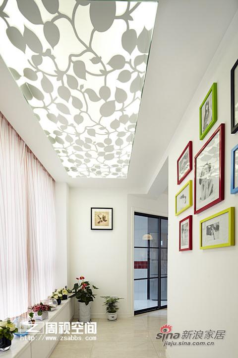 简约 二居 玄关图片来自杭州周视空间设计机构在红色诱惑89的分享