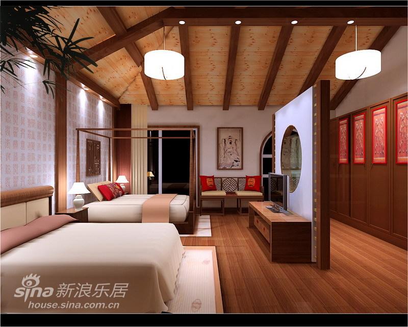 中式 别墅 客厅图片来自用户2740483635在中式风格-塞那维拉89的分享
