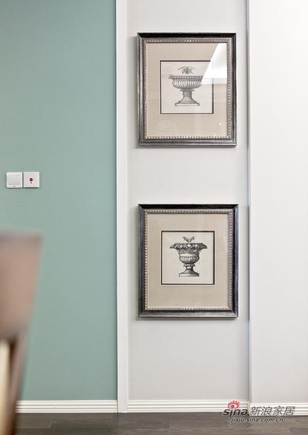 走廊装饰画