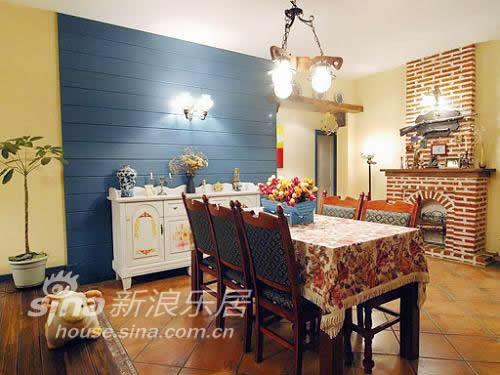 其他 三居 餐厅图片来自用户2557963305在田园和地中海混搭风格设计57的分享
