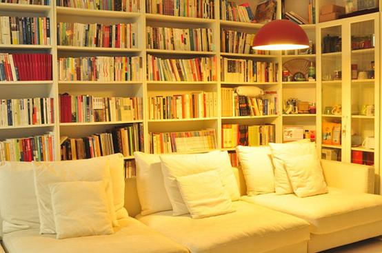 书房 书柜 创意图片来自用户2771736967在最受欢迎实用范 10个书房收纳装饰兼备的分享