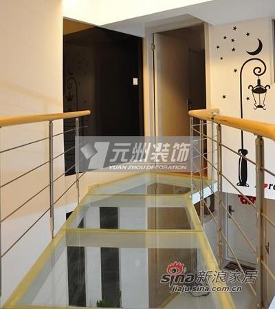 华贸城50平米loft婚房
