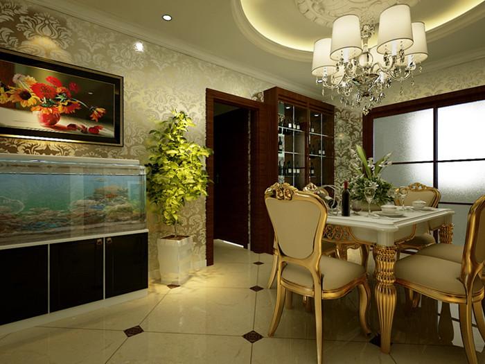 混搭 四居 餐厅图片来自用户1907655435在我的专辑660765的分享