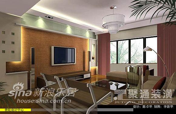 简约 别墅 客厅图片来自用户2738813661在音乐广场16的分享