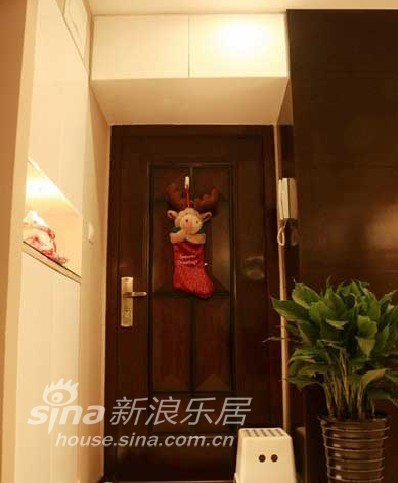 简约 一居 客厅图片来自用户2738820801在一个单身女人的一室户精致小家31的分享