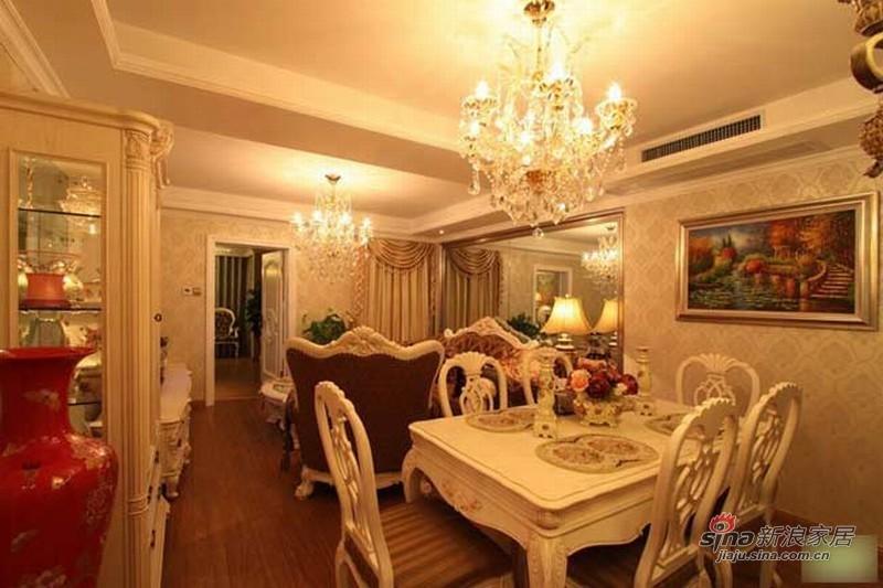 欧式 二居 厨房图片来自用户2772856065在18万装老板108平豪华欧式两居62的分享