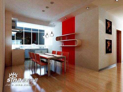 简约 三居 餐厅图片来自用户2738093703在柳荷鑫苑15的分享