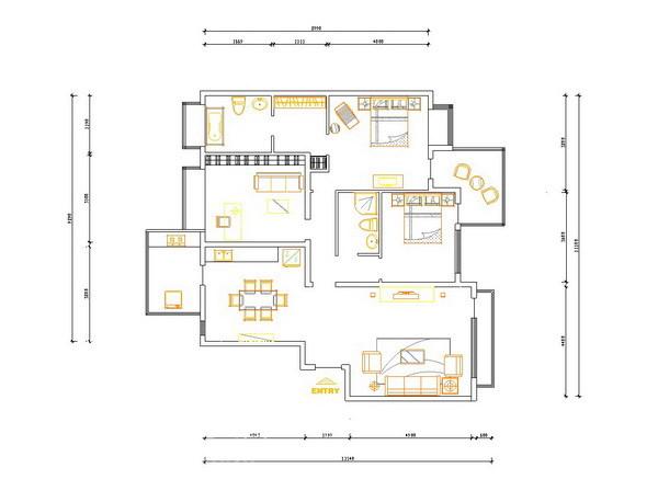 欧式 三居 客厅图片来自用户2557013183在浪漫舒适的简欧格调62的分享
