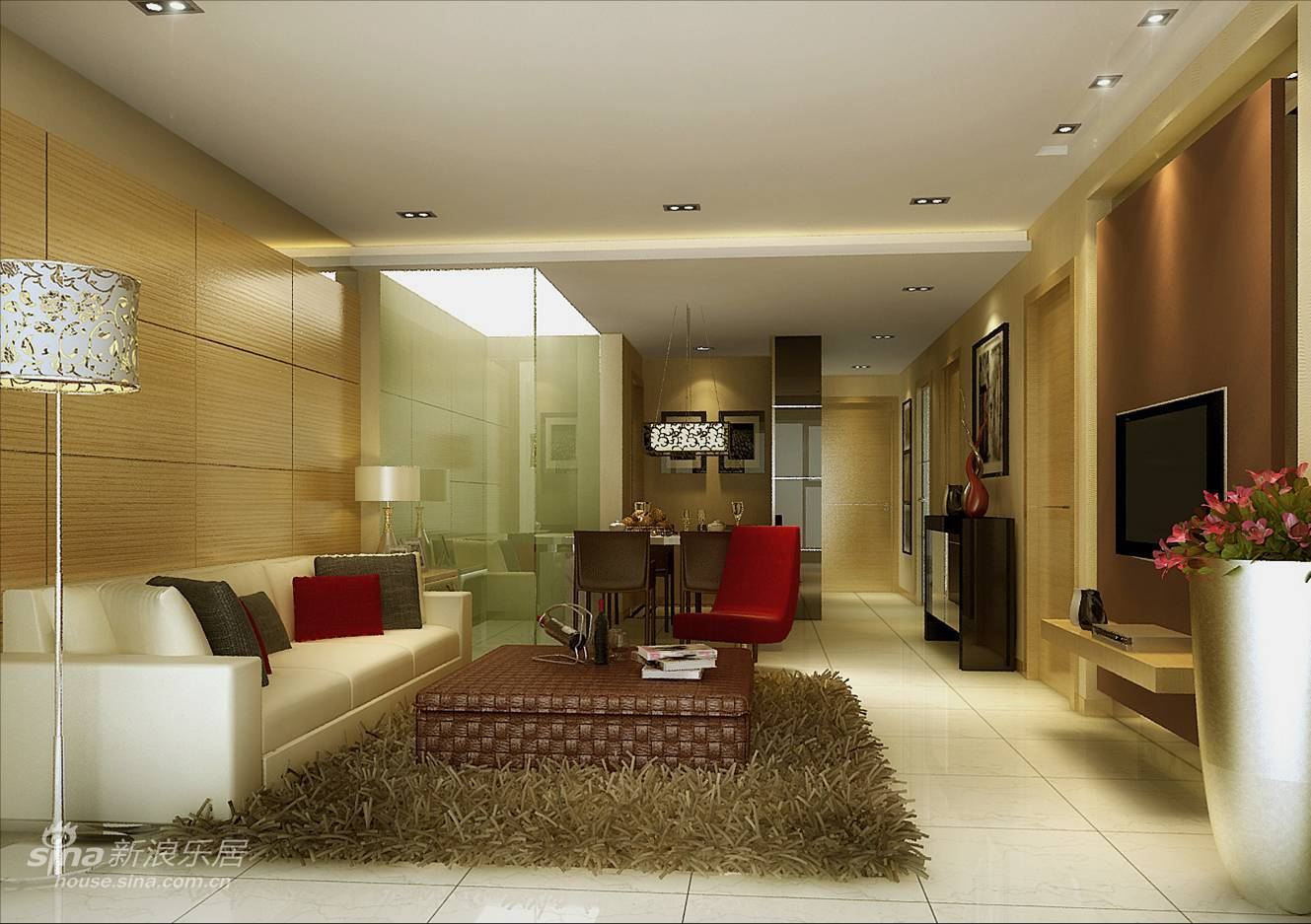 其他 二居 客厅图片来自用户2557963305在时尚的 设计23的分享