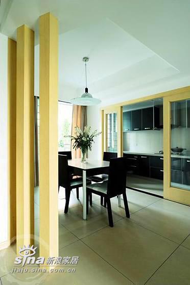 简约 三居 餐厅图片来自用户2738813661在3房实景案例35的分享
