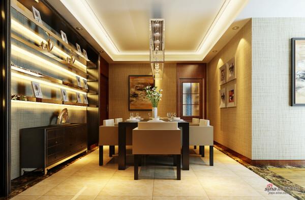 曼哈顿127平三室两厅新古典风格