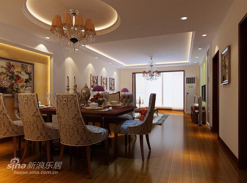 其他 二居 客厅图片来自用户2557963305在轻舟一套户型三种风格38的分享
