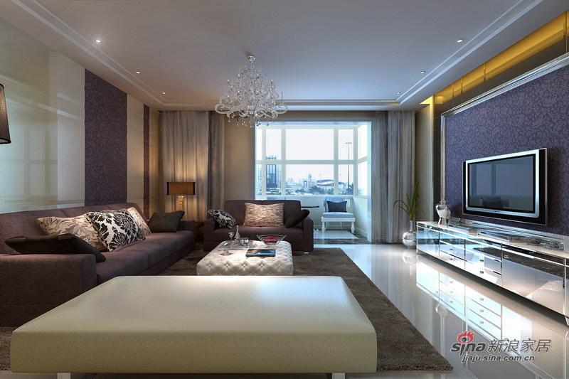 欧式 二居 客厅图片来自用户2557013183在我的专辑670474的分享