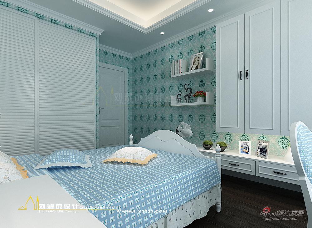 欧式 复式 儿童房图片来自用户2557013183在【高清】四口之家梦之蓝250平复式楼设计85的分享