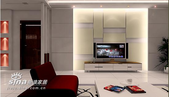 简约 三居 客厅图片来自用户2738820801在沸城空间12的分享