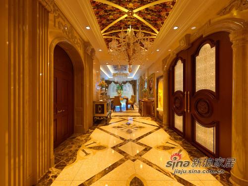 【高清】11万打造140平米奢华复古风格