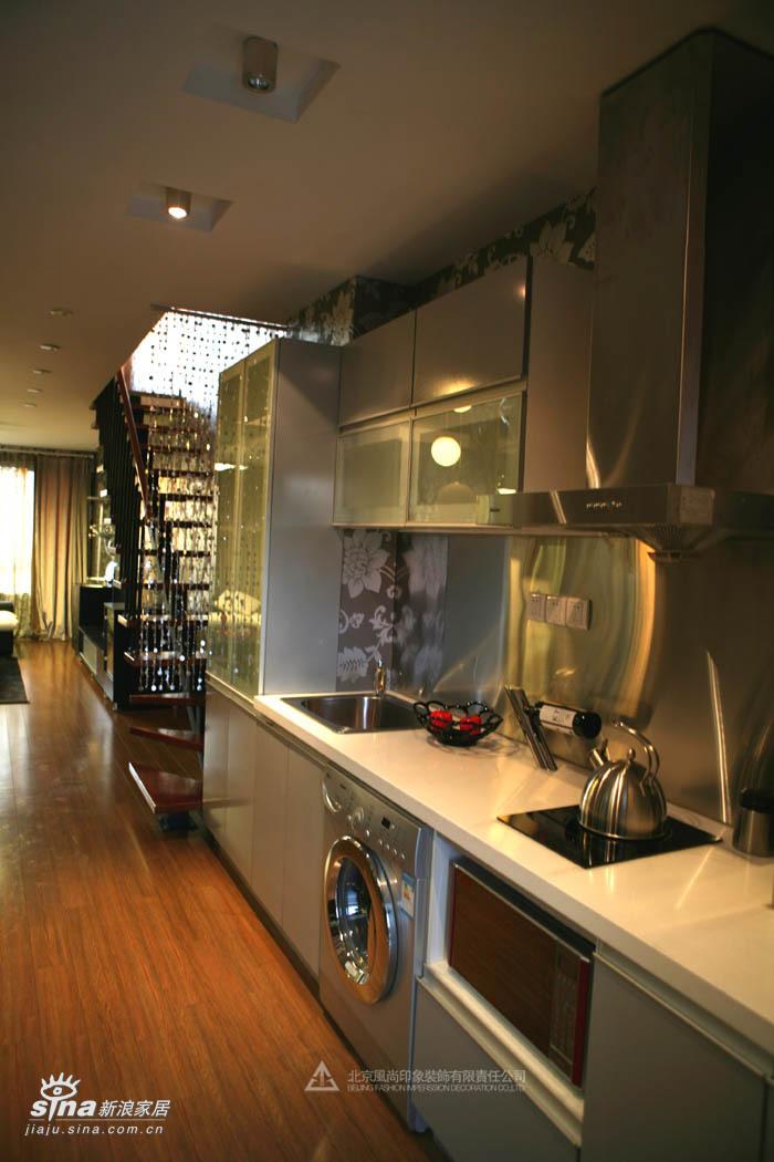 简约 复式 厨房图片来自用户2739153147在空间艺墅73的分享