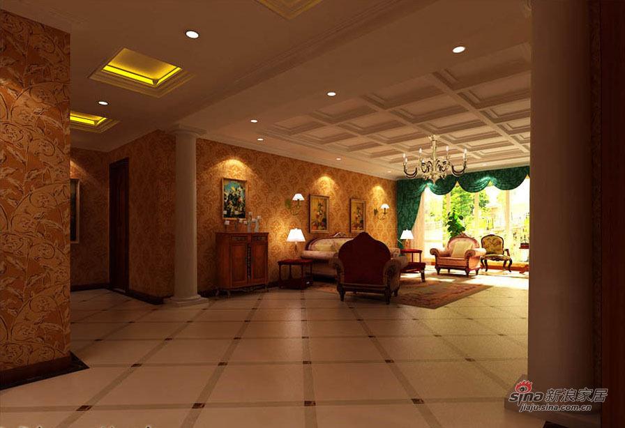 欧式 三居 客厅图片来自用户2745758987在欧式古典主义之美80的分享