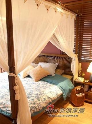 混搭 别墅 卧室图片来自用户1907689327在混搭个性豪宅37的分享