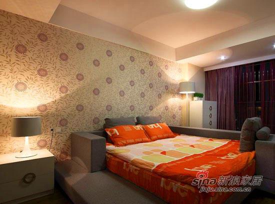 新古典 三居 卧室图片来自用户1907701233在主妇装90平3室1厅简约新家95的分享