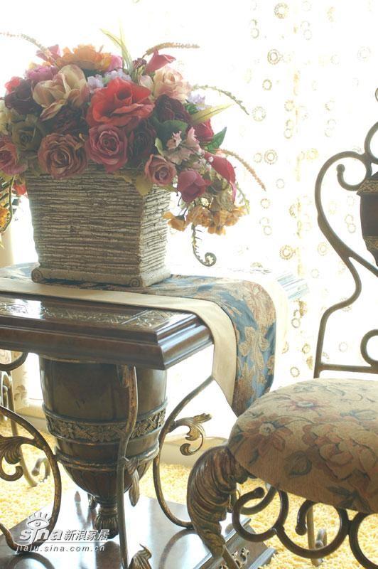 欧式 别墅 客厅图片来自用户2746869241在美式乡村27的分享
