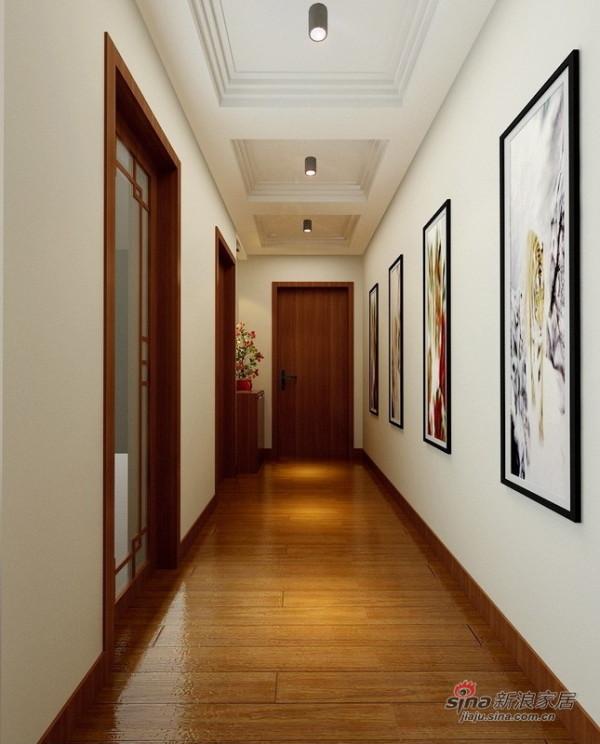 清河清景苑两居--走廊