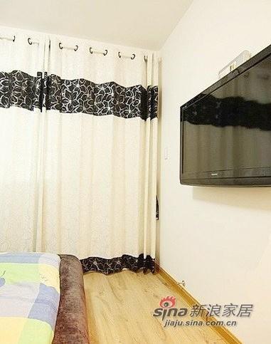 窗帘很赞。