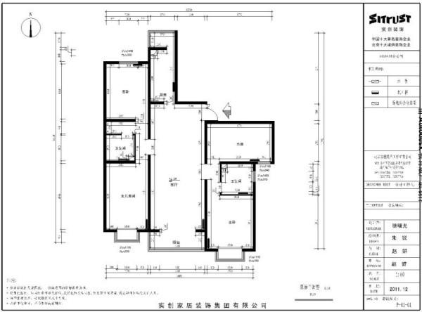 欧式 三居 其他图片来自用户2746889121在140平米华丽欧式3居室82的分享