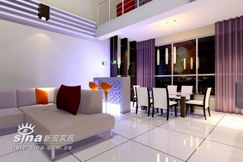 中式 跃层 餐厅图片来自用户2740483635在都市美墅260的分享