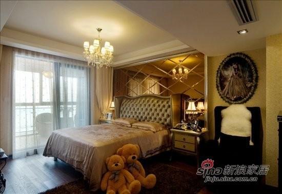 低调奢华卧室