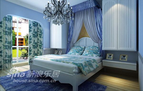 简约 二居 卧室图片来自用户2737759857在顶秀美泉C2经典地中海混搭家园10的分享
