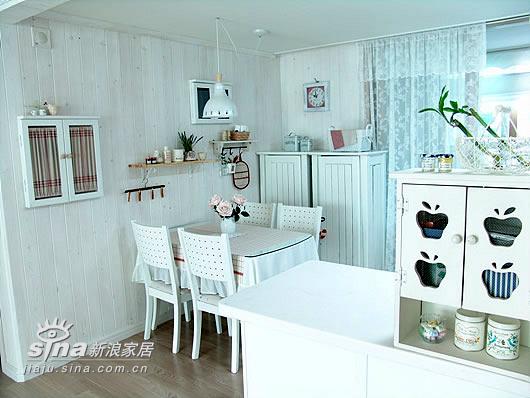 简约 二居 餐厅 小清新图片来自用户2739153147在梦幻小公主的家27的分享